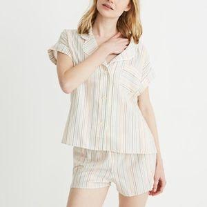 NWT Madewell Bedtime Pajamas size XL